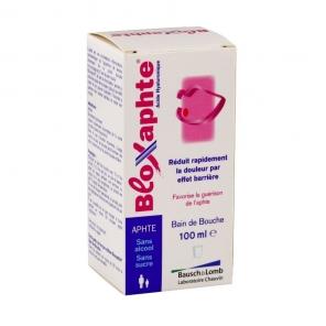 Bausch & Lomb Bloxaphte Bain de Bouche 100ml