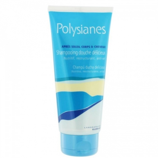 Klorane polysianes shampoing douche au monoï 200ml