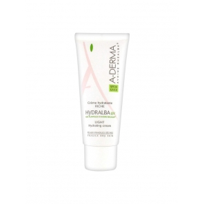 Aderma Hydralba UV Crème Hydratante Légère 40 ml