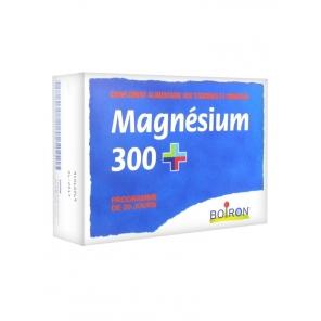 Boiron Magnésium 300+ 80 Comprimés