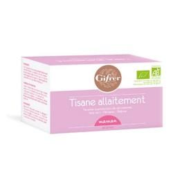 Gifrer Tisane Allaitement Bio 20 sachets