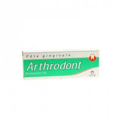 Arthrodont pate gingivale tube 80g