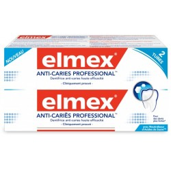 ELMEX DENT PROTECT CARIES PRO 75ML DUO
