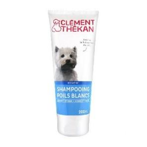 Clément Thékan Shampooing Poils Blancs 200 ml