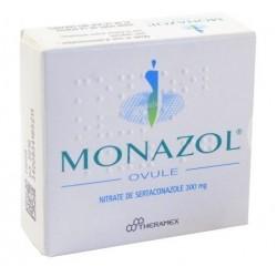 Monazol 300mg Ovule x1