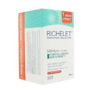 Richelet protection cellulaire force du cheveu 2x30 + 30 gratuites
