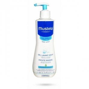 Mustela bb gel lavant 500ml