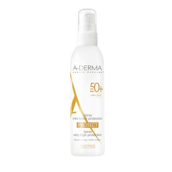 Aderma Protect Spf50+ Spray 200ml