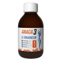 Anaca 3 Draineur 4 en 1 250 ml