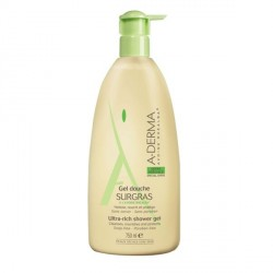 Aderma gel douche surgras 750ml
