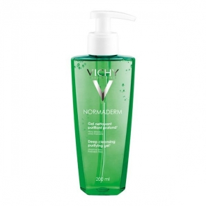 Vichy Normaderm gel nettoyant purifiant 200ml