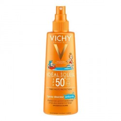 Vichy Idéal Soleil Spray Douceur Enfants SPF50+ 200ml