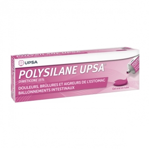 Polysilane UPSA gel oral 170g