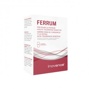 Ysonut Ferrum complément alimentaire 60 comprimés