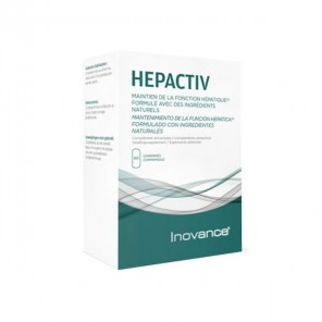 Ysonut Hepactiv complément alimentaire 60 comprimés