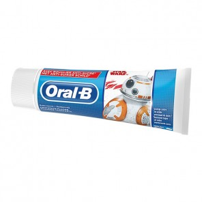 Oral B Junior star wars dentifrice 6 ans et plus 75ml