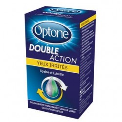OPTONE DOUBL ACTI S ocul yeux irrités Fl/10ml