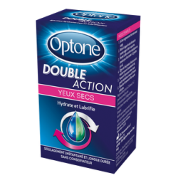 OPTONE DOUBL ACTI S ocul yeux secs Fl/10ml