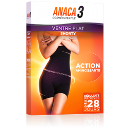 ANACA3 SHORTY VENTRE PLAT S/M