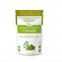 HERBESAN Chlorelle Bio Pdr P/200g