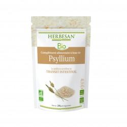 HERBESAN Psylllium bld Bio Tégument P/200g