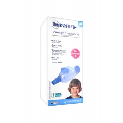 IN-HALER Chbr inh plus de 6 ans