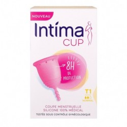 INTIMA CUP Coupelle silic flux rég