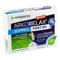 ARKORELAX SOMMEIL FORT 8 H Cpr B/15
