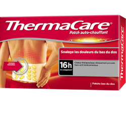 THERMACARE PATCH CEINT DOS 2