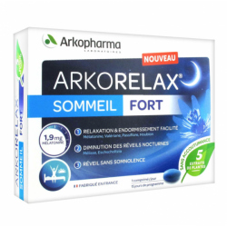 ARKORELAX SOMMEIL FORT 8H CP B/30