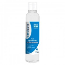 BACTIDOSE GEL HYDRO-ALCCOLIQUE 100 ML
