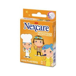 NEXCARE PANS HAPPY KIDS METIER 20