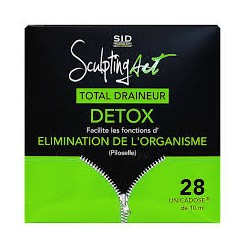 SCULPTING ACT TOTAL DRAINEUR S buv 28Unicad