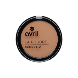 AVRIL PDR COMPACTE ABRICOT 7G