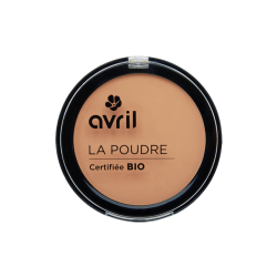 AVRIL PDR COMPACTE DOREE 7G