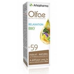 OLFAE Hle ess N°59 Cplexe Bio relax Fl/5ml