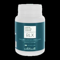 WELL&WELL Gél formule stress RLX Pilul/120