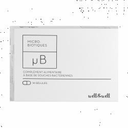 WELL&WELL Microbio µB Gél B/14