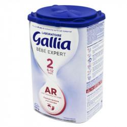 GALLIA BB EXPERT AR 2EME AGE 800G