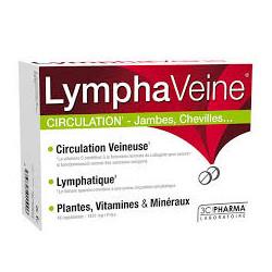3 chênes lymphaveine 60 comprimés