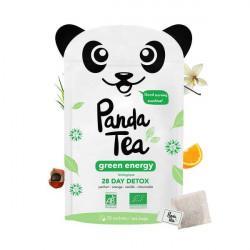 PANDA TEA GREENENERGY SACHET 28