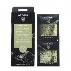 APIVITA MASQ EXPRESS ARGILE VERTX2