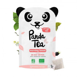 PANDA TEA MORNONG BOOST SACHET 28