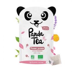 PANDA TEA FLOWERPOWER SACHET 28