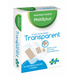 PHARPLUS PANS TRANSP B/30