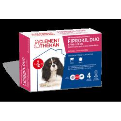 FIPROKIL DUO Spot-on Ch 2-10kg 4Pip/0,67ml