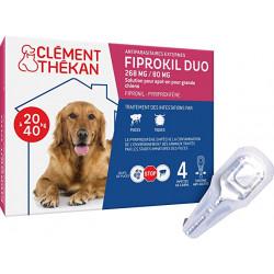 FIPROKIL DUO Spot-on Ch 20-40kg 4Pip/2.68ml