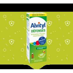 ALVITYL DEFENSES SRP 240ML