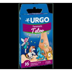 URGO PANS TATOO 16