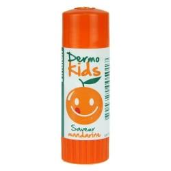 Dermokids stick lèvres mandarine 3.5g